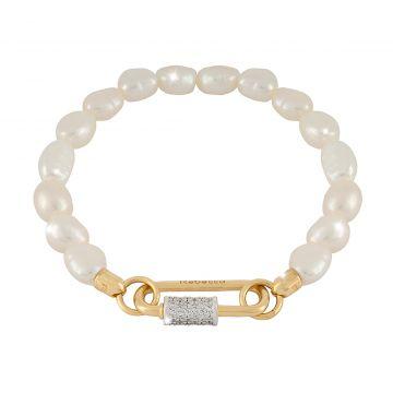 Bracciale Palermo con perle