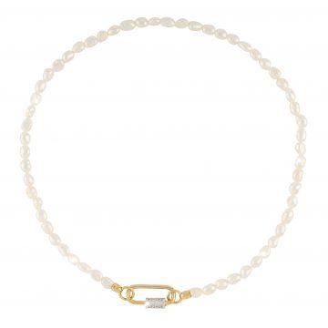 Collana Palermo con perle