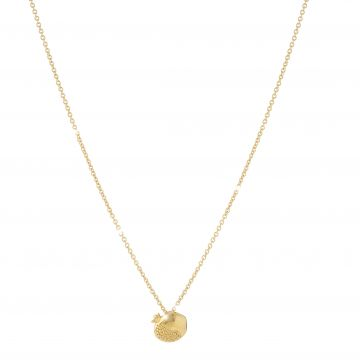 Pomegranate - Wealth Necklace