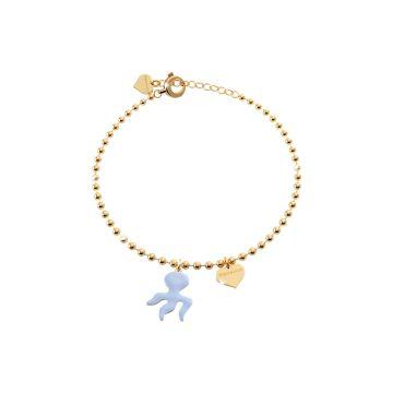 MyWorld Silver Bracelet